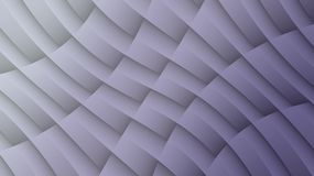 Amethyst purple diagonal lines shapes and curves geometric abstract background. High resolution computer generated abstract geometric fractal background design stock illustration
