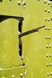 Ametralladora del tanque histórico Imágenes de archivo libres de regalías
