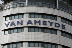 Ameyde högkvarter i Rijswijk Royaltyfri Fotografi