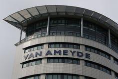 Ameydehoofdkwartier in Rijswijk Royalty-vrije Stock Fotografie