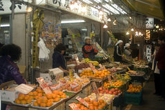 Ameyoko Market, Tokyo, Japan Stock Photo