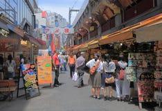 Ameyoko shopping arcade Tokyo Japan Royalty Free Stock Photography