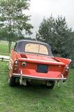 Amfibie auto stock foto
