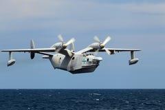 Amfibische vliegtuigen - - 12 Stock Afbeelding