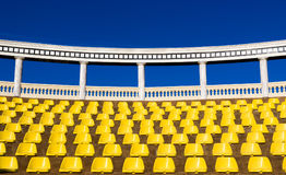amfiteater Royaltyfria Foton