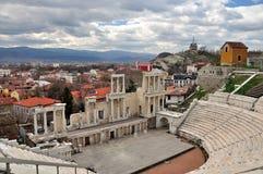 Amfiteater Arkivfoto