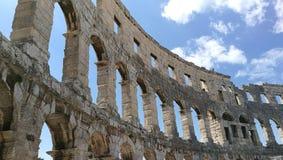 Amfiteater Royaltyfria Bilder