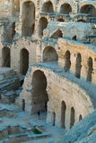 Amfiteater El-jem Royaltyfri Foto