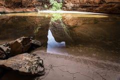 Amfiteatr, Catherdral wąwóz, Purnululu park narodowy Fotografia Royalty Free