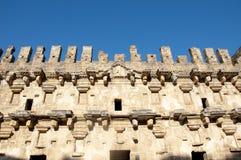 Amfiteatr w Aspendos, Antalya, Turcja zdjęcia stock