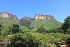 Amfiteatr w Królewski Natal, Południowa Afryka Obrazy Stock