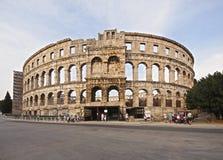 amfiteatru rzymski antyczny Obraz Royalty Free