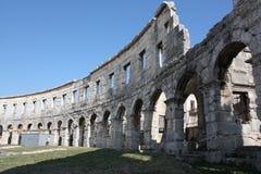 Amfitheater Royalty-vrije Stock Fotografie