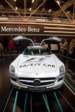 amg benz Mercedes sls Obrazy Stock