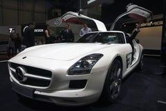 amg Mercedes sls Fotografia Stock