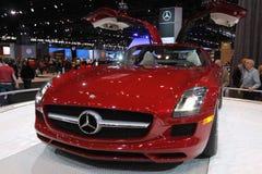 amg Mercedes sls Fotografia Royalty Free