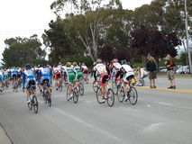 Amgen Racers Royalty Free Stock Images