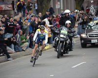 AMGEN Tour Stock Image