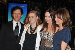 Ami Adams, Clifton Collins, Clifton Collins Jr., Clifton Collins, Jr., Emily épointée, Mary Lynn Rajskub Image libre de droits