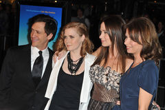 Ami Adams, Clifton Collins, Emily épointée, Mary Lynn Rajskub Photo stock