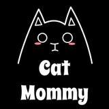 Ami la mia Cat Mommy Fotografie Stock Libere da Diritti