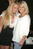 Ami Manning and Heather Rene Smith  Stock Image