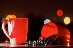 Ami per caffè Immagini Stock