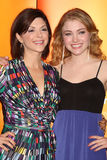 Ami Pietz, Skyler Samuels Photo stock