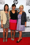 Ami Poehler, plaza d'Aubrey, Rashida Jones Photo stock