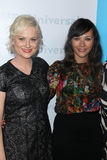 Ami Poehler, Rashida Jones Photographie stock