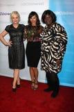 Ami Poehler, Rashida Jones, Retta Image libre de droits