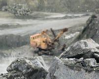Amianto mineral Fotos de archivo libres de regalías