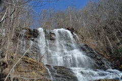 Amicalola Falls Royalty Free Stock Photo