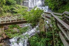 Amicalola Falls Royalty Free Stock Photos