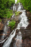 Amicalola Waterfall Royalty Free Stock Image