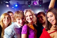 Amici Fotografia Stock