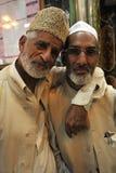 Amici dopo la preghiera Fotografia Stock Libera da Diritti