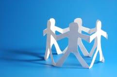 Amici ed amicizia Immagini Stock Libere da Diritti