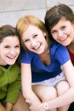 Amici femminili Fotografie Stock