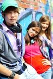 Amici giovanili Immagini Stock