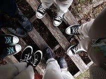 Amici veri Fotografia Stock