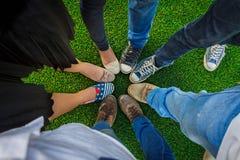 Amicizia Fotografia Stock Libera da Diritti