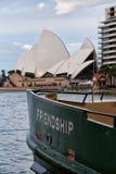 Amicizia del traghetto di Sydney Immagini Stock