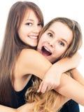 Amicizia femminile Immagini Stock Libere da Diritti