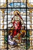 Amico di Gesù dei bambini Immagine Stock
