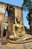 Amico di Wat Si Parco storico Sukhothai thailand Fotografia Stock