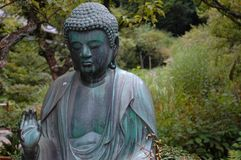 Amida Buddha Royalty Free Stock Photography