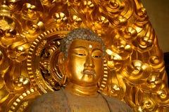 Amida Nyorai chez Hase Dera Kannon Buddhist Temple, Kamakura, Japa Photo libre de droits