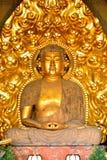 Amida Nyorai chez Hase Dera Kannon Buddhist Temple, Kamakura, Japon Image stock