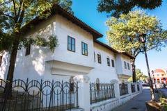 Amidza& x27 ; résidence de s dans Kraguevac, Serbie Images stock